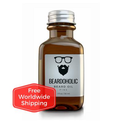 Beardoholic beard oil