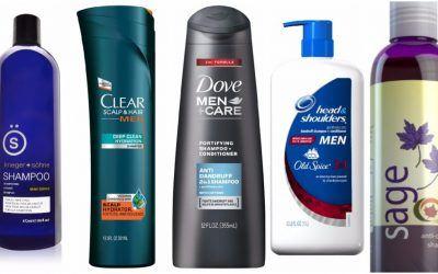 5 Best Dandruff Shampoos for Men (REVIEWS)