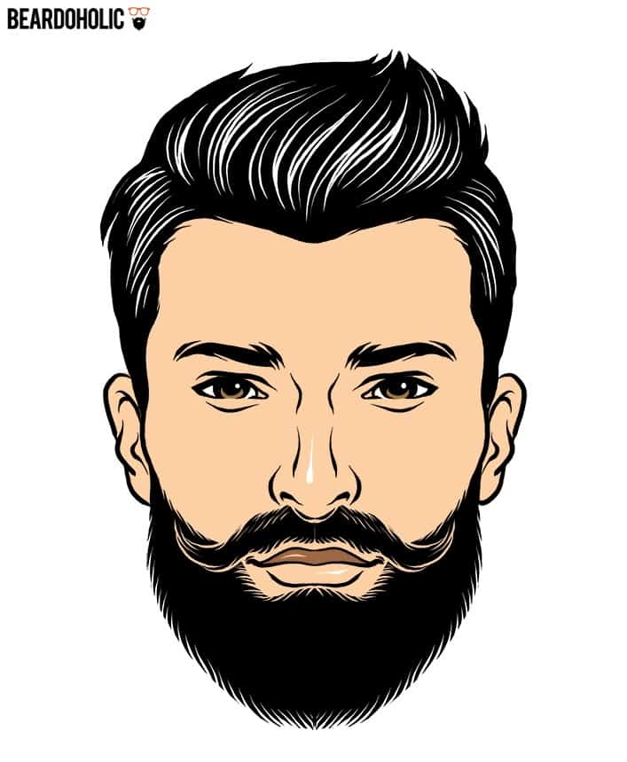 Going Full Throttle Beard In Short Beard Styles