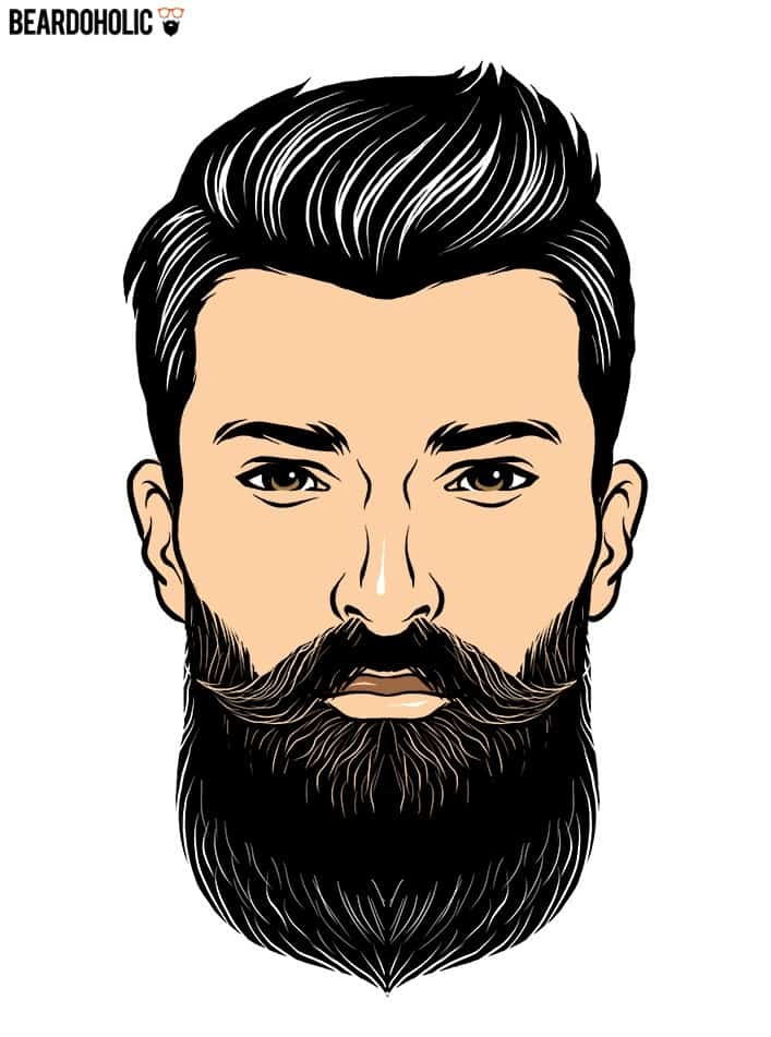 The Lumberjack Beard In Short Beard Styles