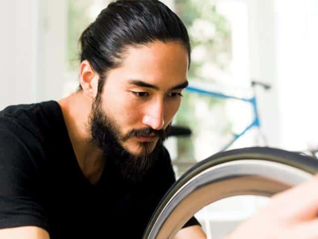 Anthony Thornburg Beard Model