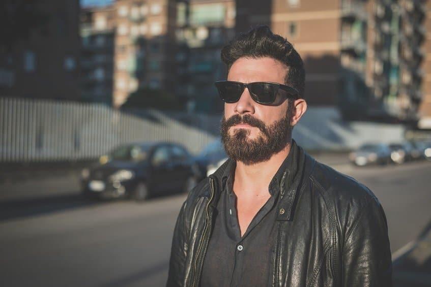 beard oil - groomed beard