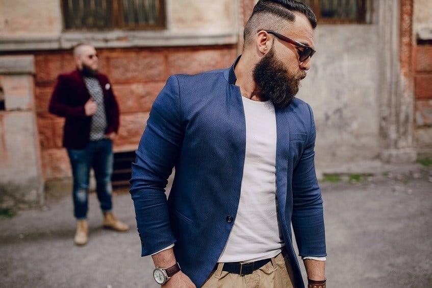 beard oil benefit