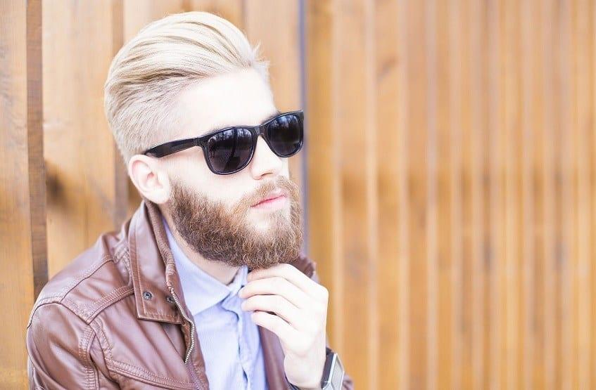 good looking beard - beard oil