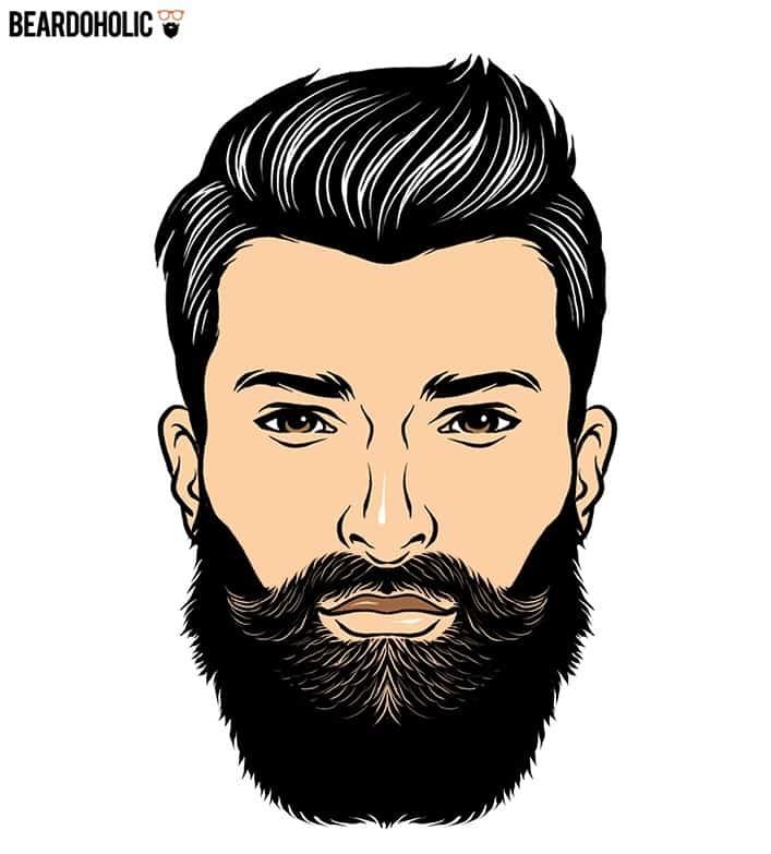 7. The Razors Edge - Full Beard Styles