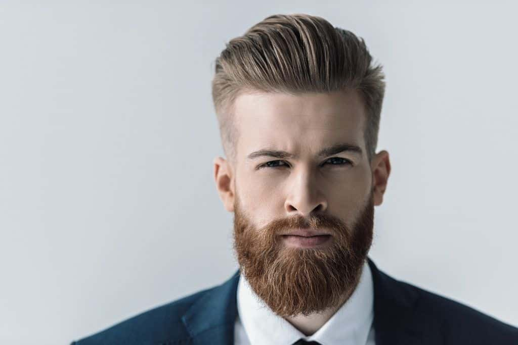 How to trim the whole beard