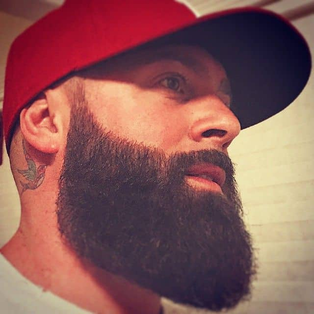 24 best long beard styles beardoholic. Black Bedroom Furniture Sets. Home Design Ideas