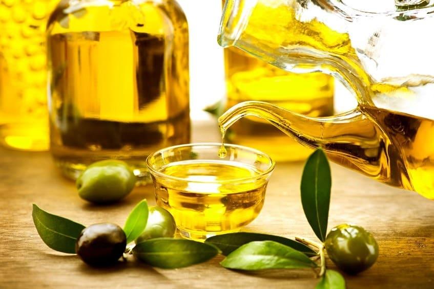 olive beard oil