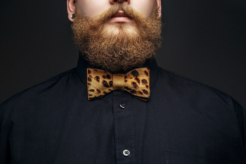How To Straighten Your Curly Beard 4 Simple Ways