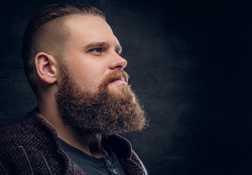 thick beard - beard vitamins