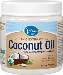 The Finest Organic Extra Virgin Coconut Oil, 16 Ounce