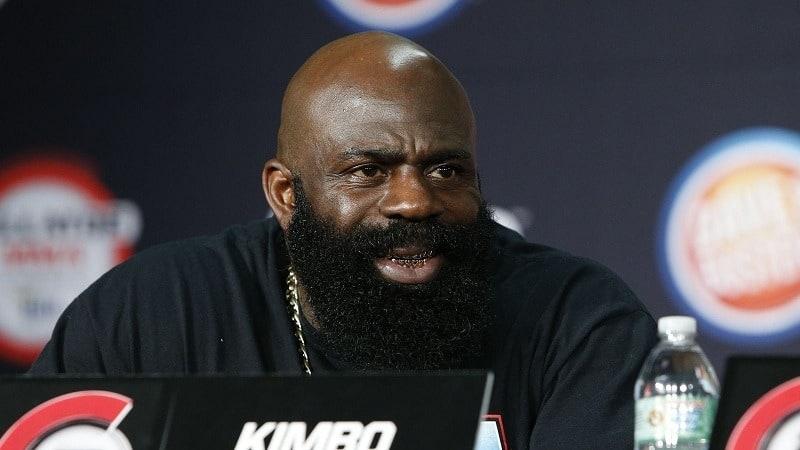 Kimbo Slice – Legendary Bearded Fighter