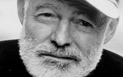 Ernest Hemingway – Legendary Bearded Writer