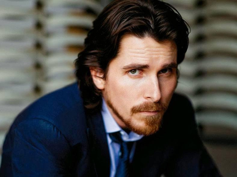 Christian Bale beard
