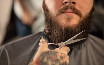 Beard Bib – Solution For Messy Grooming