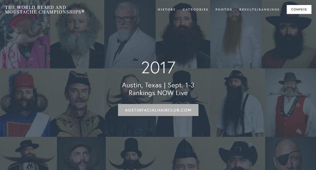 World Beard and Mustache Championship