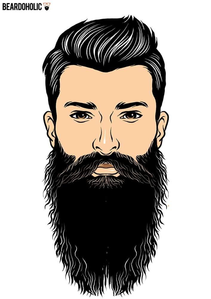 Yeard beard - 1 year old beard