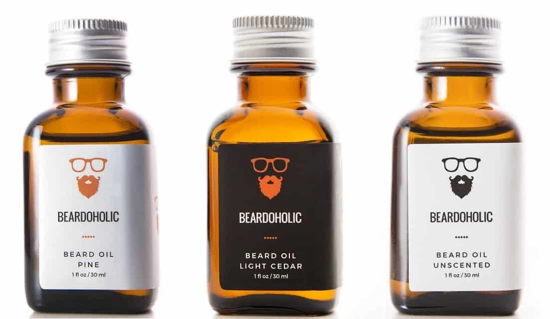 Beardoholic Premium Beard Oil Collection