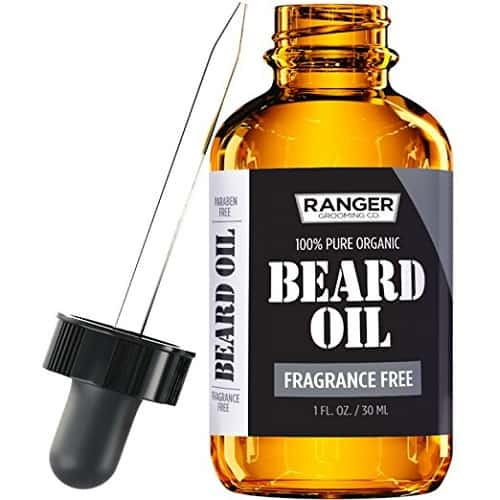 Ranger Grooming Co. Beard Oil