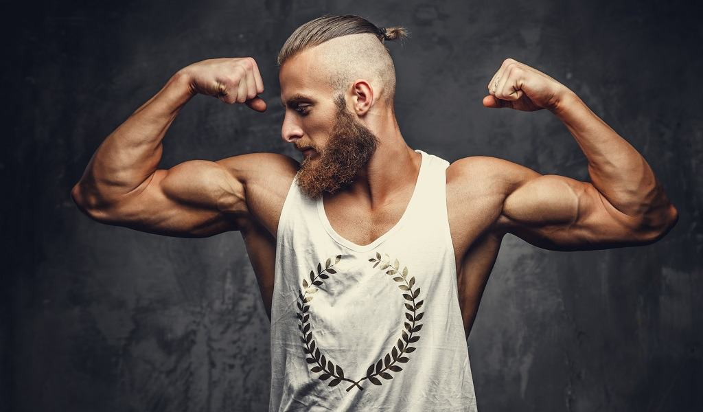 How to Increase Testosterone and Beard Growth?