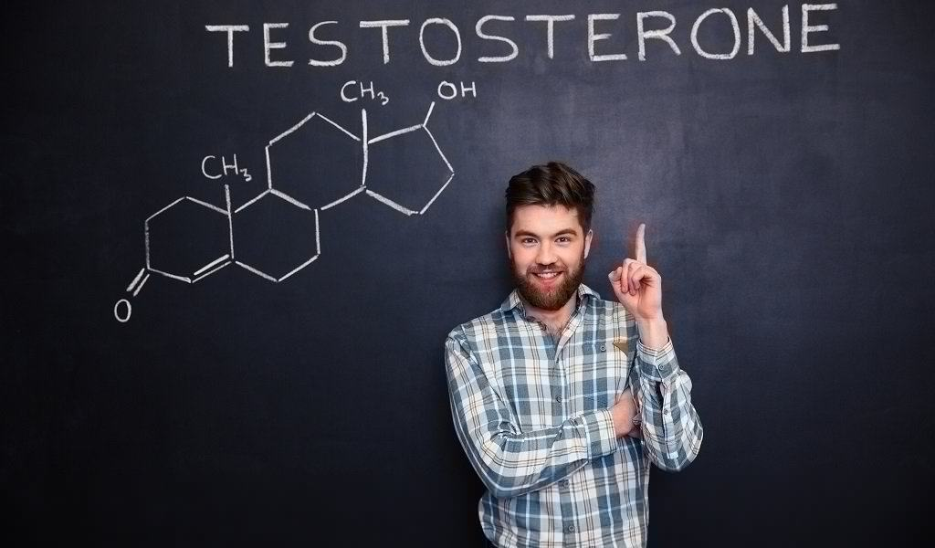 Testosterone and Beard Growth
