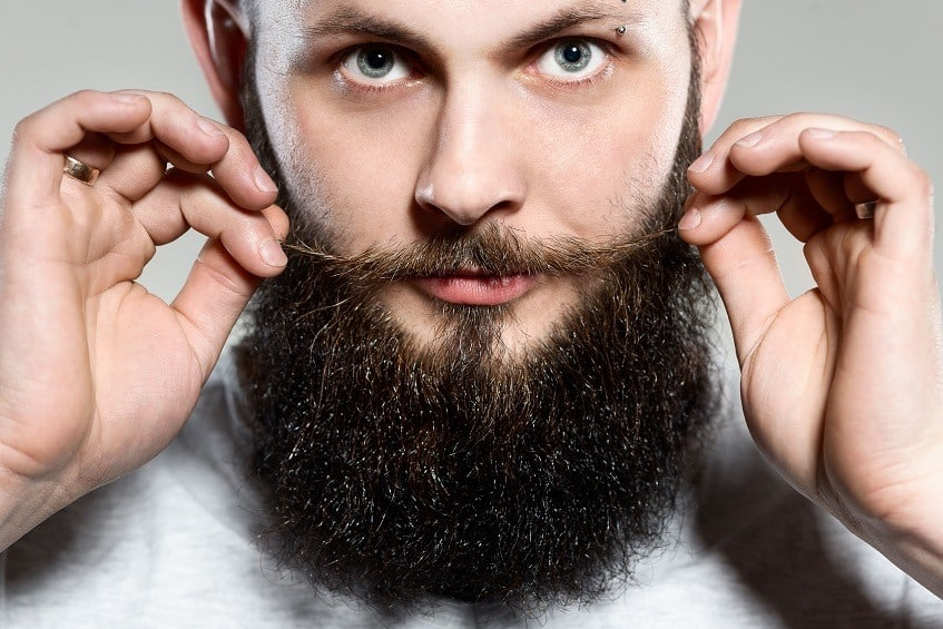 how to soften a beard with beard conditioner