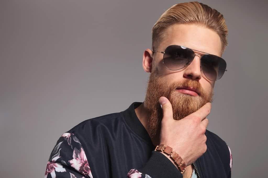 Soften a Beard