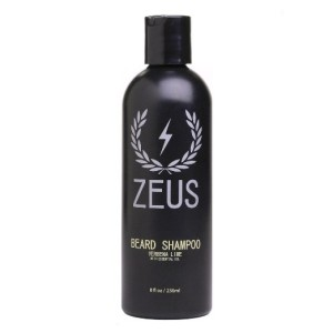 ZEUS Beard Shampoo and Wash