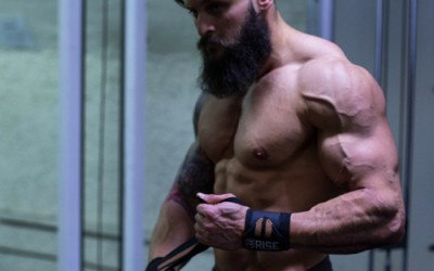 Bearded Warrior – Fitness Beast Lex Griffin