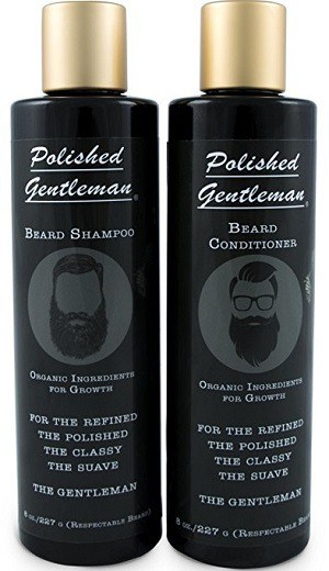 Beard Growth and Thickening Set