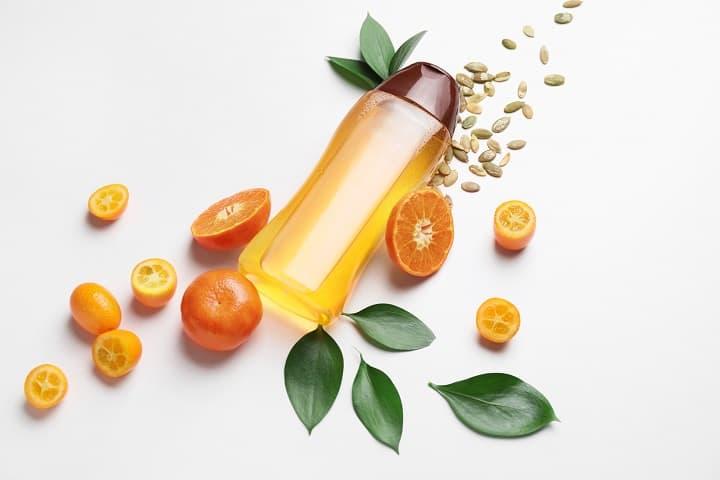 Beard Shampoo Ingredients - Vitamins