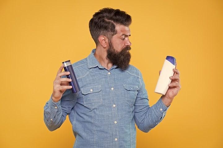 Beard Shampoo vs Regular Shampoo