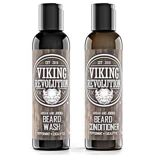 Beard Wash & Beard Conditioner Set