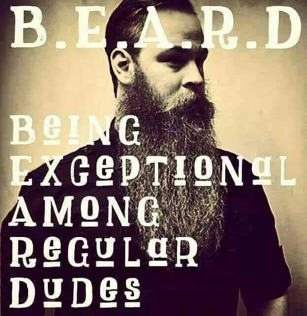 Beard and tattoos meme - photo#11