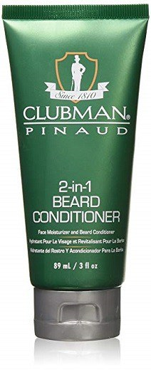Clubman 2-in-1 Beard Conditioner and Face Moisturizer