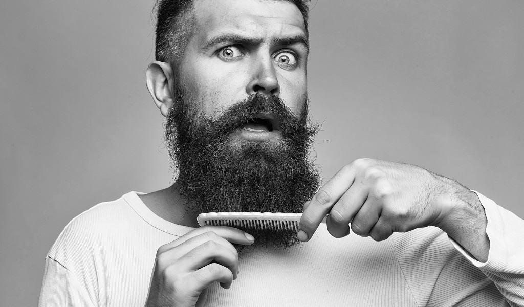 Detangling Your Beard