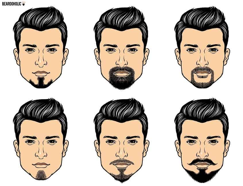 fa5bc7f6dfd 6 Most Famous Goatee Styles and How to Achieve Them - Beardoholic
