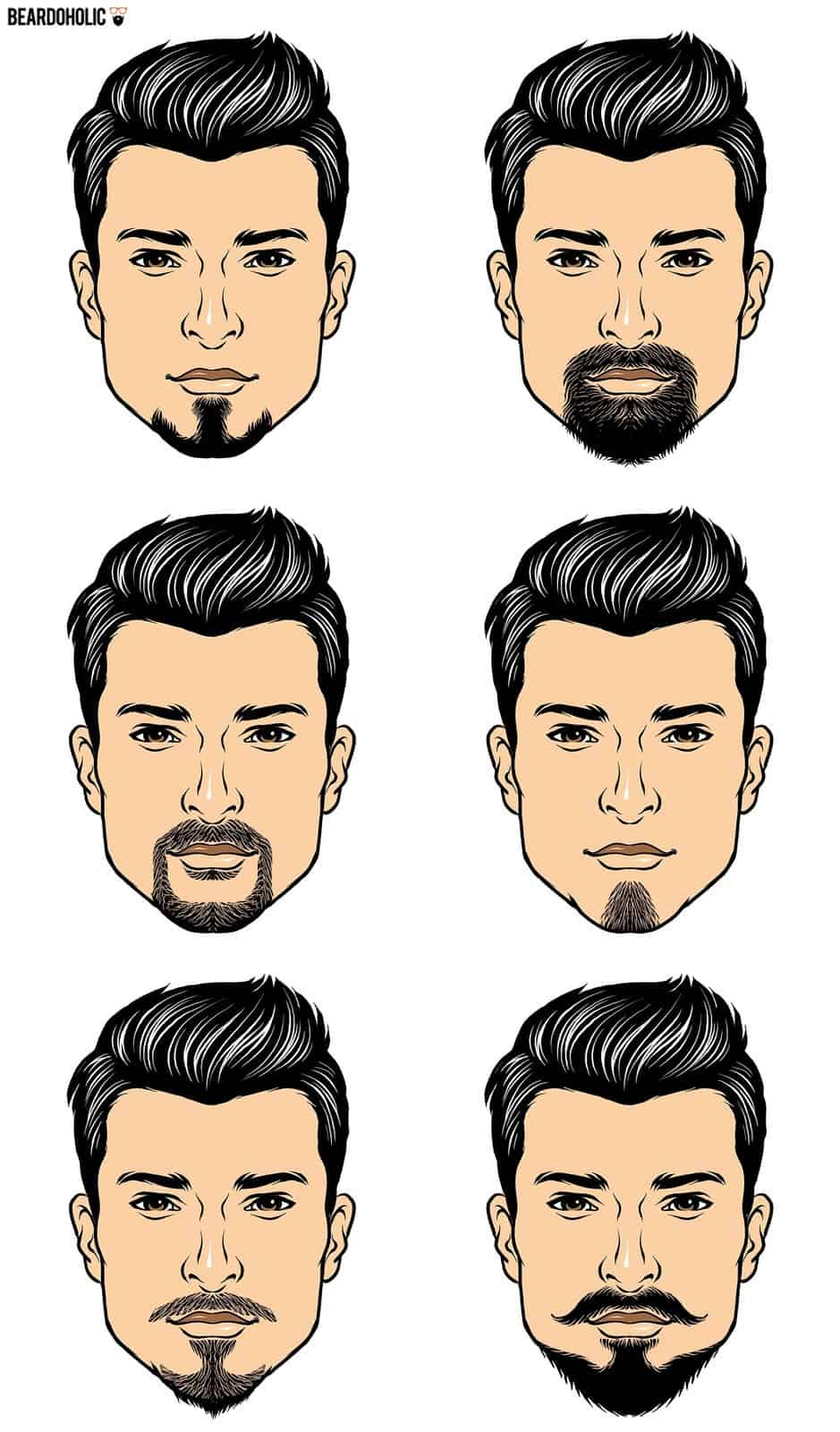 Marvelous 6 Most Famous Goatee Styles And How To Achieve Them Beardoholic Schematic Wiring Diagrams Amerangerunnerswayorg