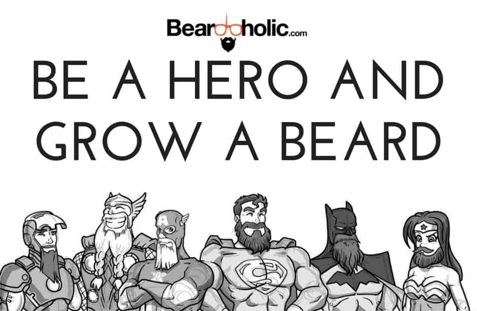 beard meme and quotes