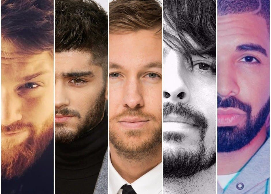 5 Sexiest Beards In Music
