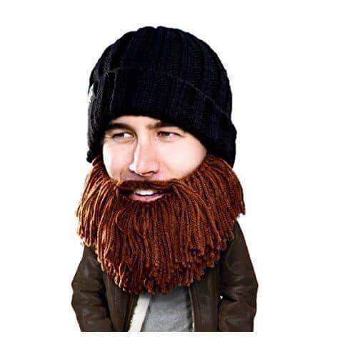 black guy chin strap beard