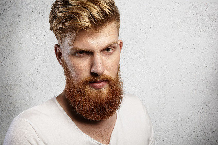 thick beard - new gene discovered