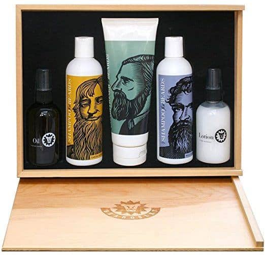 Bradsley grooming set