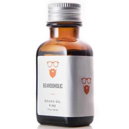 Recommended beard oil: Beardoholic Premium Beard Oil