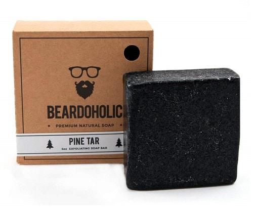Beardoholic Beard Soap