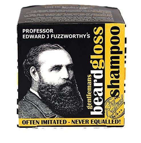 Recommended Beard Shampoo: Professor Fuzzworthy's Beard Shampoo