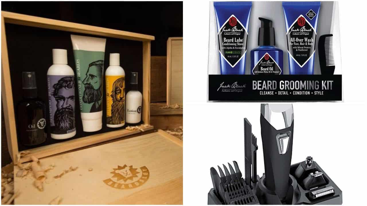 Best Beard Grooming Kit - All In One For a Perfect Beard