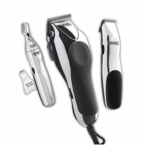 Wahl Home Barber Hair Clipper Kit
