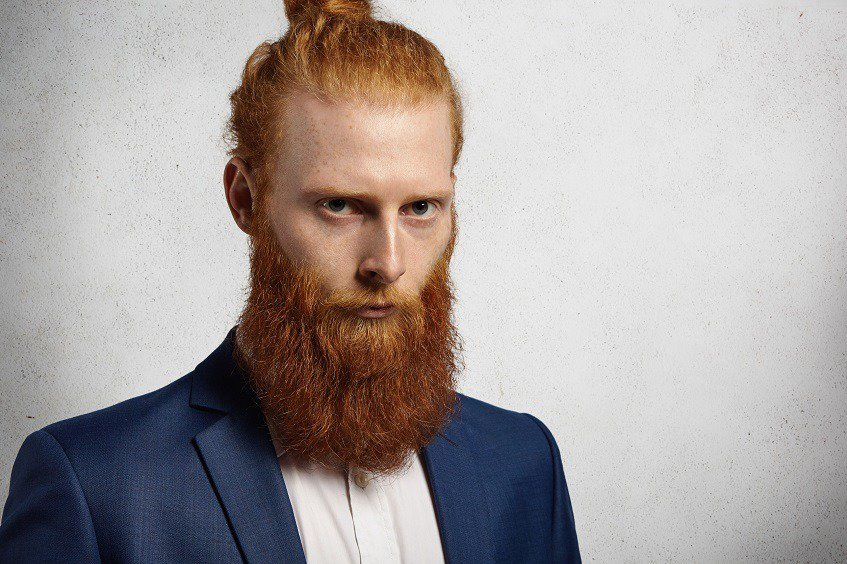 The Mystery Behind Guys With a Ginger Beards - Beardoholic