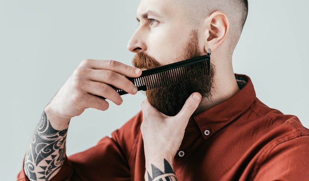 Specialized Beard Combs